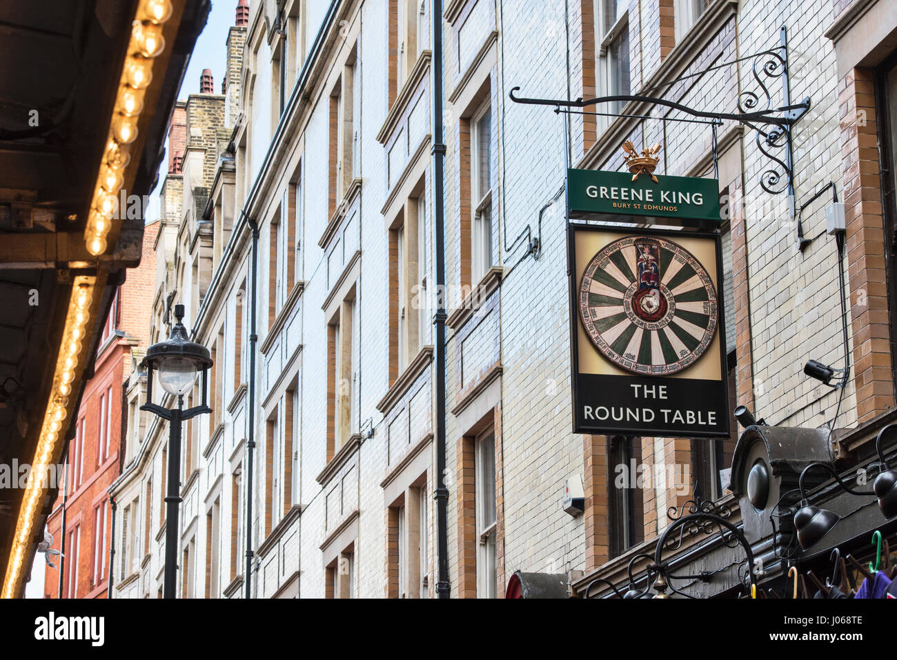 The round table pub sign st martins court leicester square london the round table pub sign st martins court leicester square london watchthetrailerfo