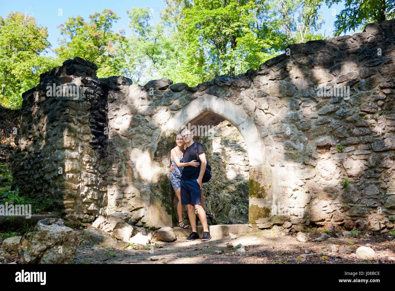 Czech series ruins bareback
