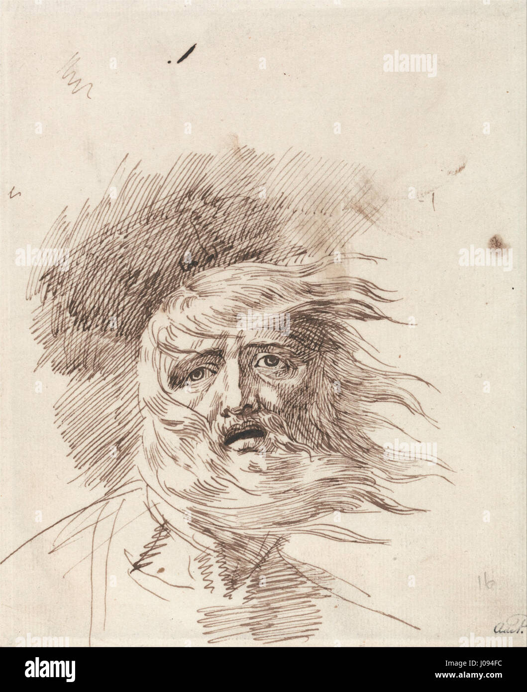 king lear storm