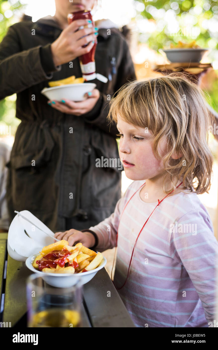 Fat Child Eating Stock Photos Amp Fat Child Eating Stock