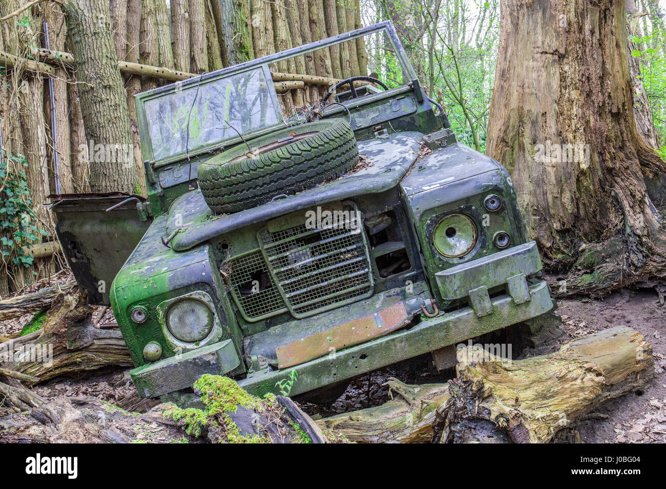 Land Rover Used Car Event