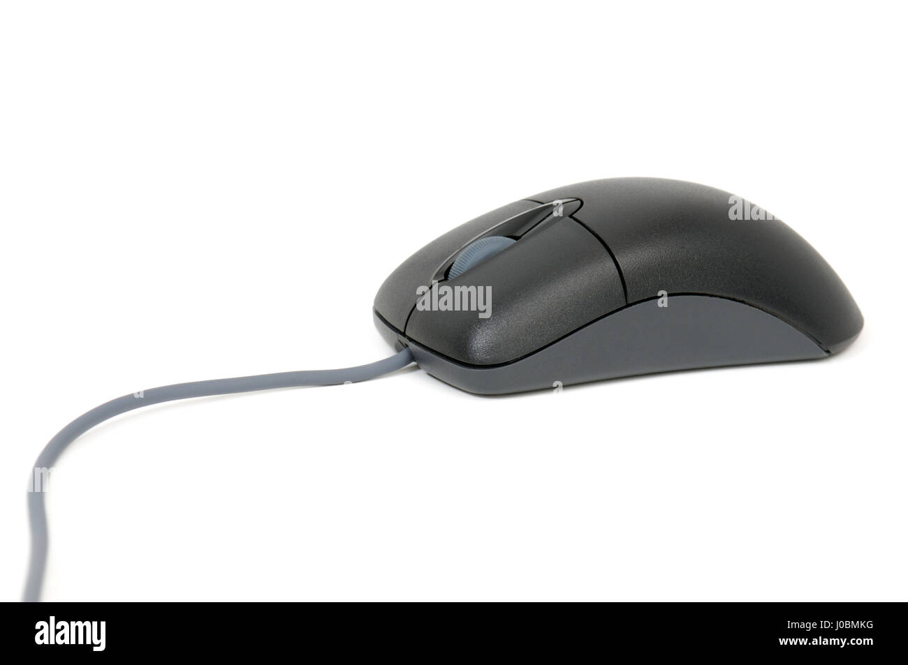 computer mouse isolated on a white background Stock Photo