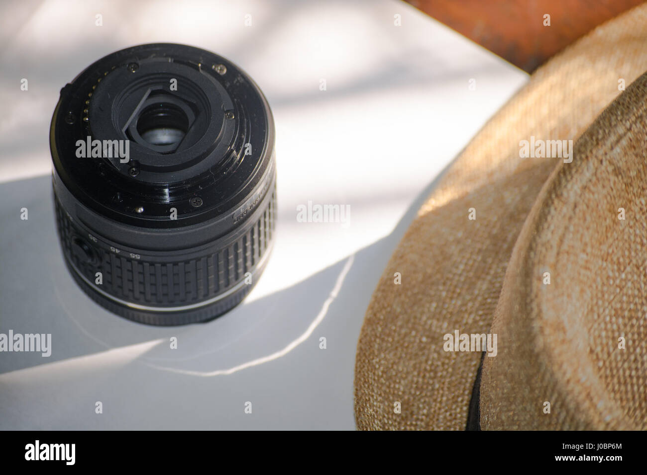 Dslr Camera Lens In Vintage Style Best For Wallpapers And Stock