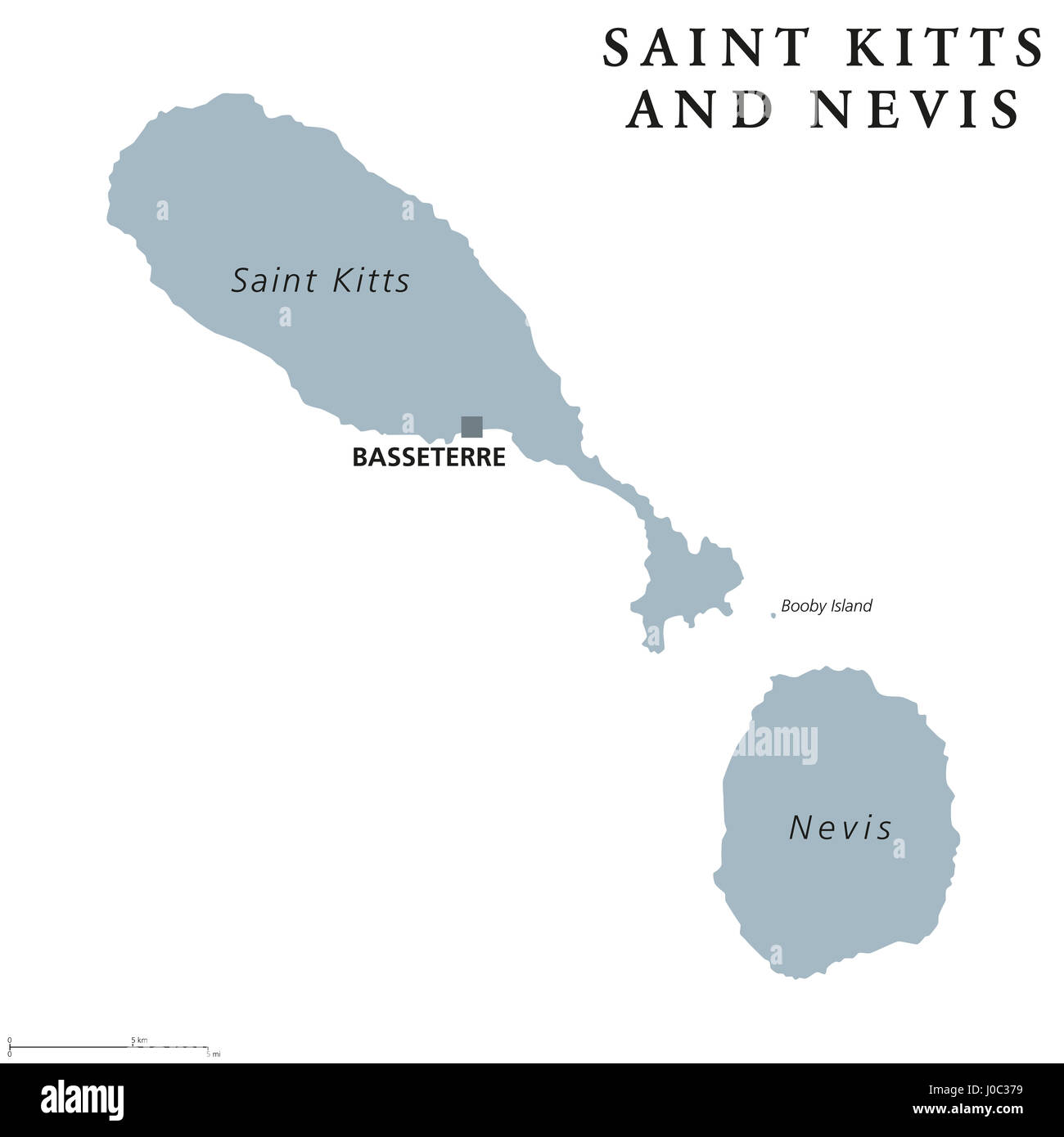 Saint Kitts and Nevis political map with capital Beterre ... on ukraine map, senegal map, albania map, montenegro map, redonda map, slovenia map, anglosphere map, svalbard and jan mayen map, caribbean map, yisrael map, monaco map, tokelau map, timor-leste map, lesotho map, virgin islands map, nevis island map, south georgia and the south sandwich islands map, serbia map, nevis on world map, singapore map,