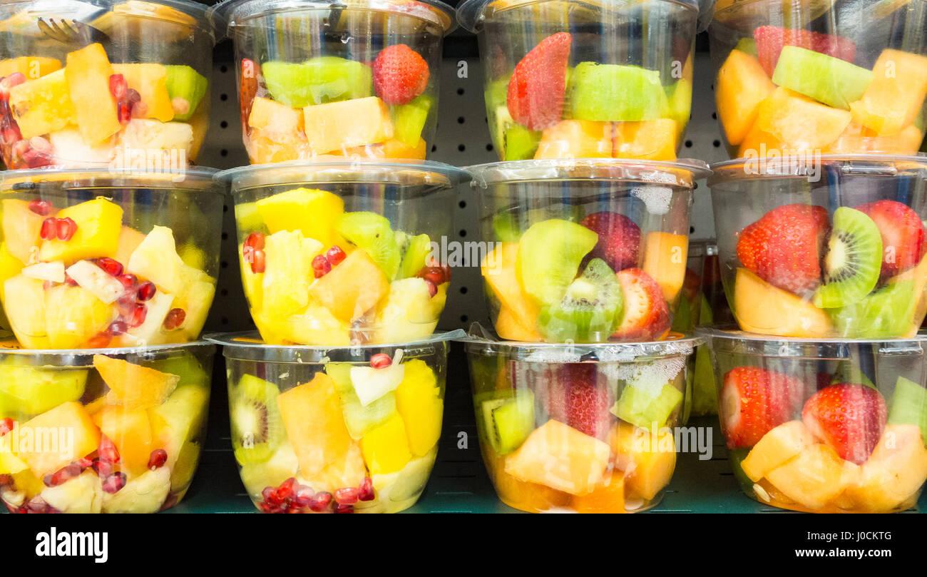 Tesco Shopping Fruit Stock Photos & Tesco Shopping Fruit
