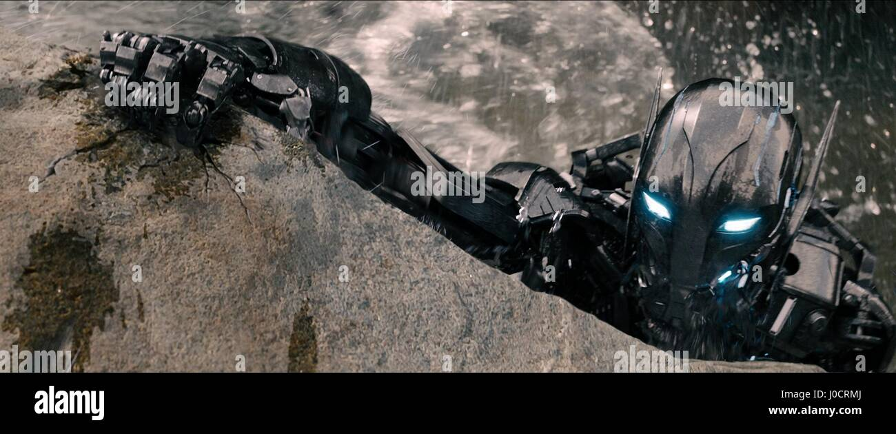 ROBOT AVENGERS: AGE OF ULTRON (2015) - Stock Image