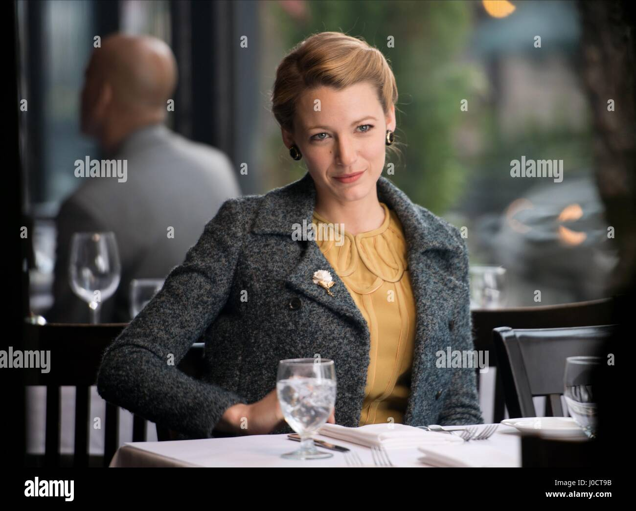BLAKE LIVELY THE AGE OF ADALINE (2015) - Stock Image