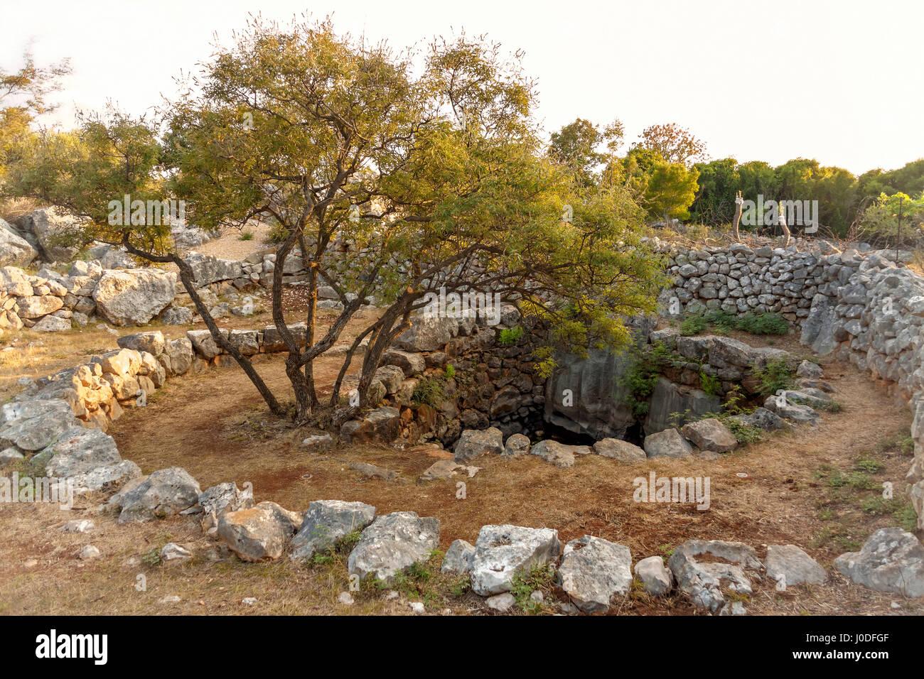 Croatian Gardens Stock Photos & Croatian Gardens Stock Images - Alamy