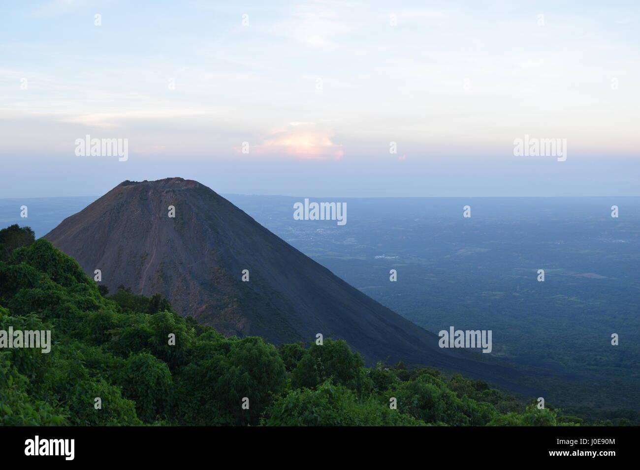 Izalco Volcano, El Salvador - Stock Image