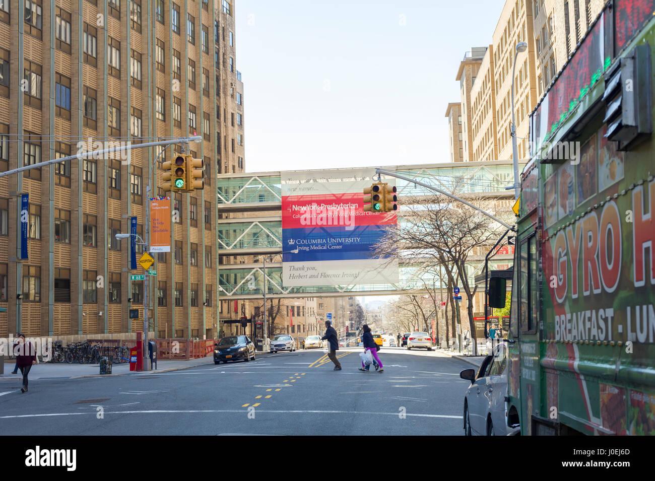 New York Presbyterian Hospital Stock Photos & New York