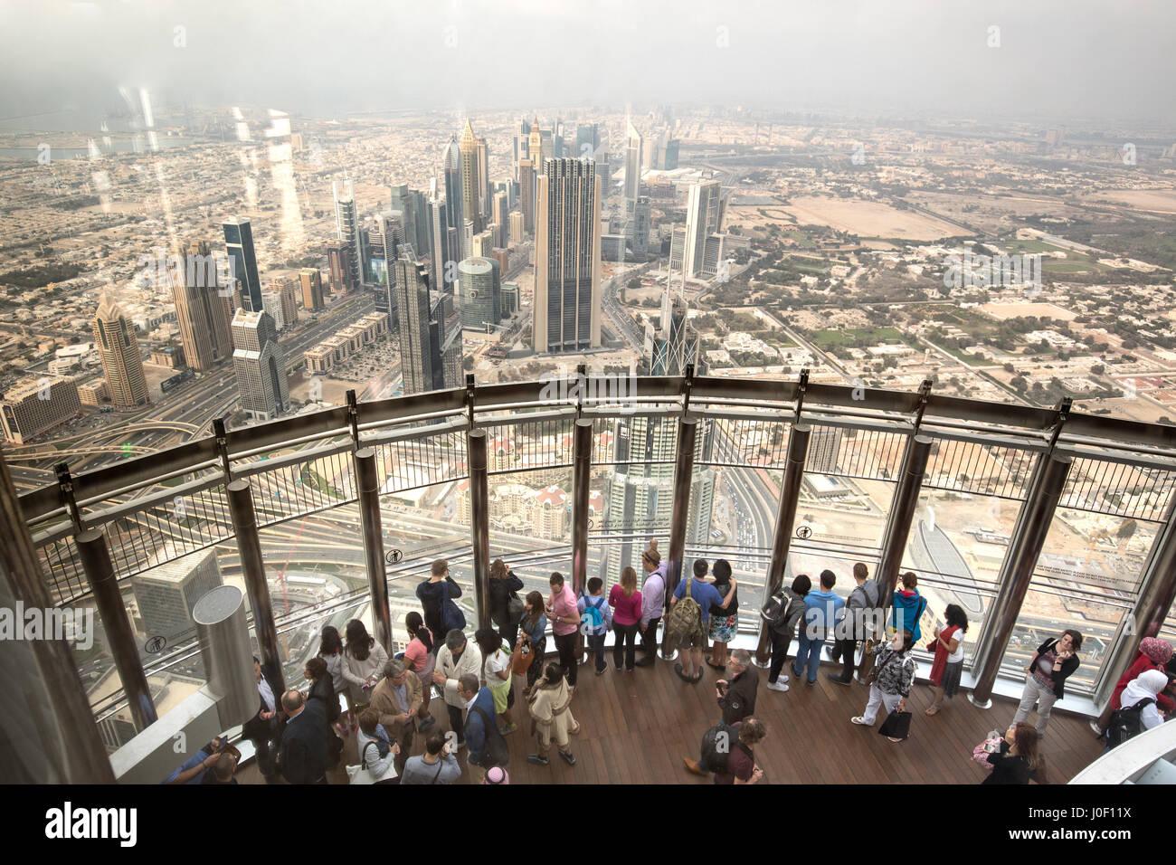 Burj Khalifa Interior Stock Photos & Burj Khalifa Interior