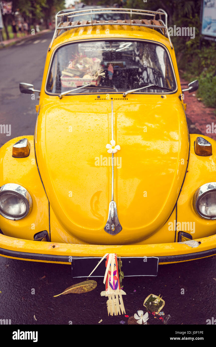 flower power hippie car stock  flower power hippie car stock images alamy