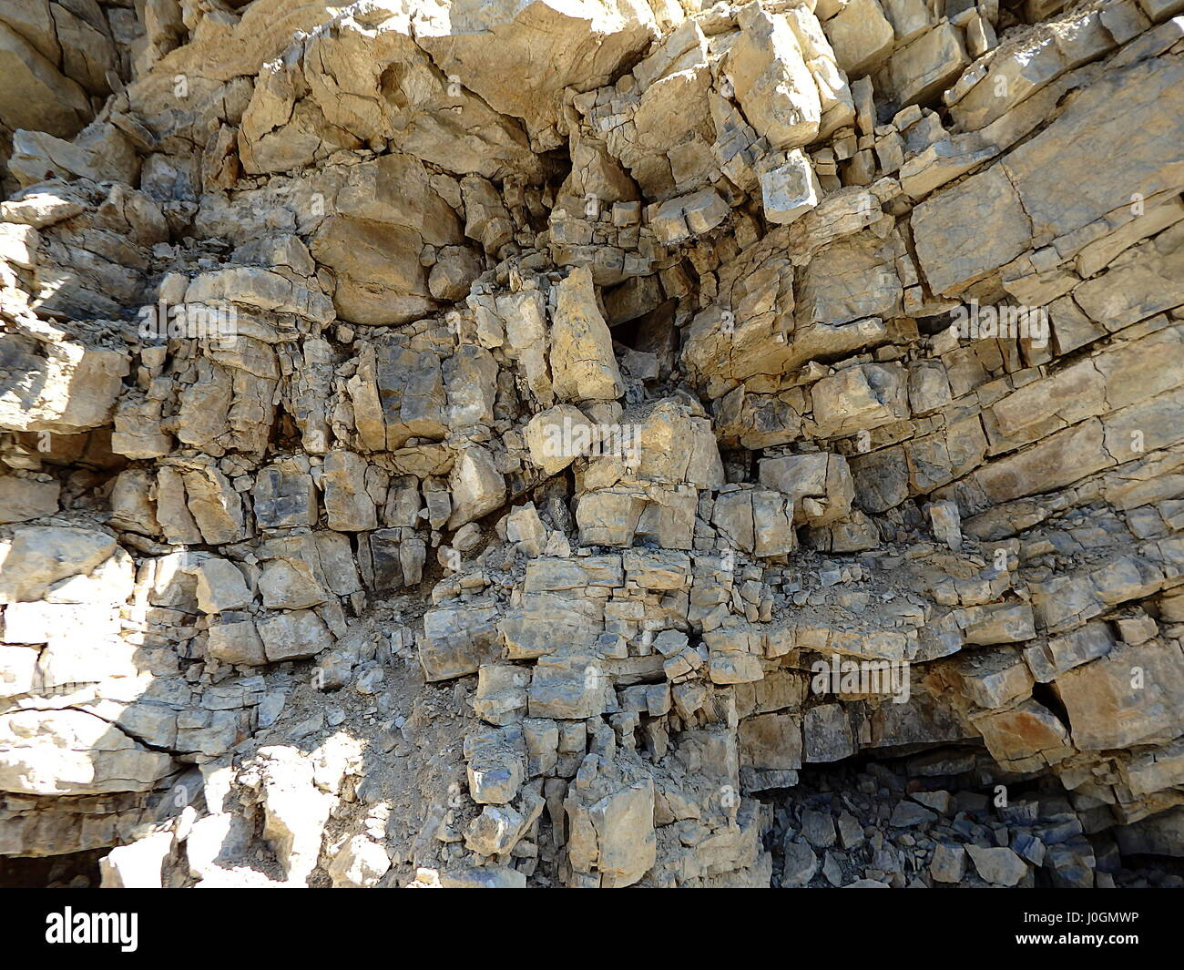 cracked rock natural background, Stone texture closeup background, Stock Photo