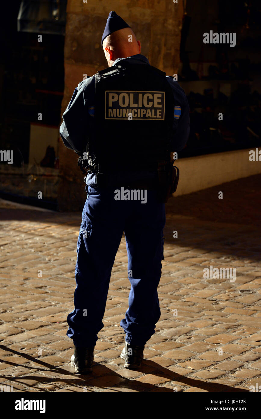 French Police Uniform Stock Photos French Police Uniform
