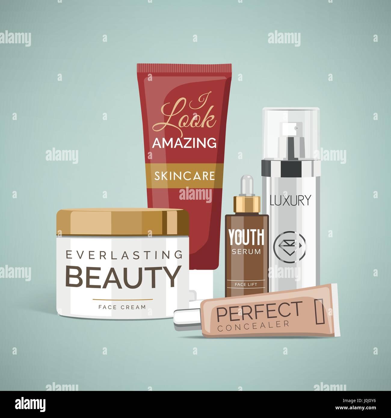 Cosmetics Promotion Stock Photos Amp Cosmetics Promotion