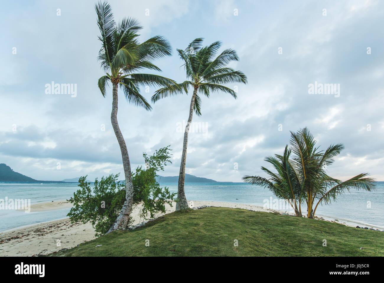 Weno, Micronesia. 14th Feb, 2016. The Truk Lagoon and beaches. Credit: Alessandro Bosio/Pacific Press/Alamy Live Stock Photo