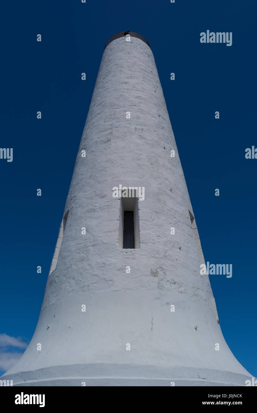 Mount Lofty, South Australia, Australia - 17 Dec 2016: Obelisk called The Flinders column in commemoration of the - Stock Image