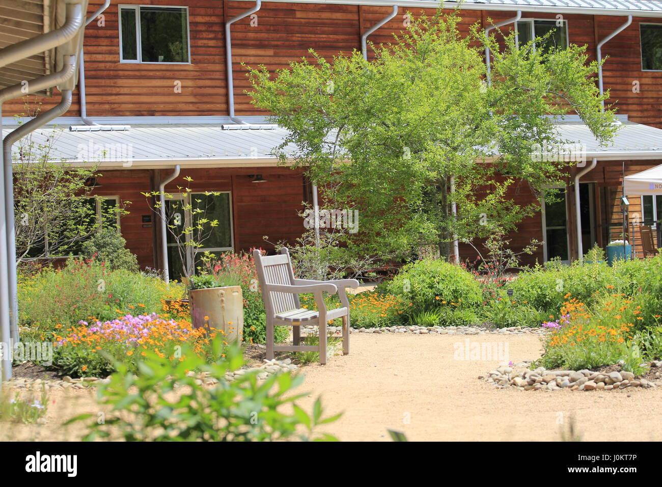 James Delight Allen Education Center Chapel Hill North Carolina Botanical Garden
