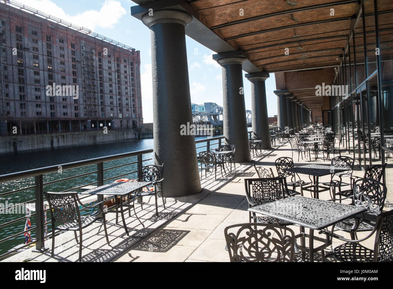 Titanic Hotel,Stanley Dock,Liverpool,Merseyside,England,UNESCO,World Heritage City,City,Northern,North,England,English,UK. Stock Photo