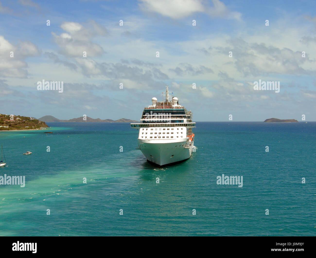 Tortola Cruise Ship Schedule 2018 | Crew Center