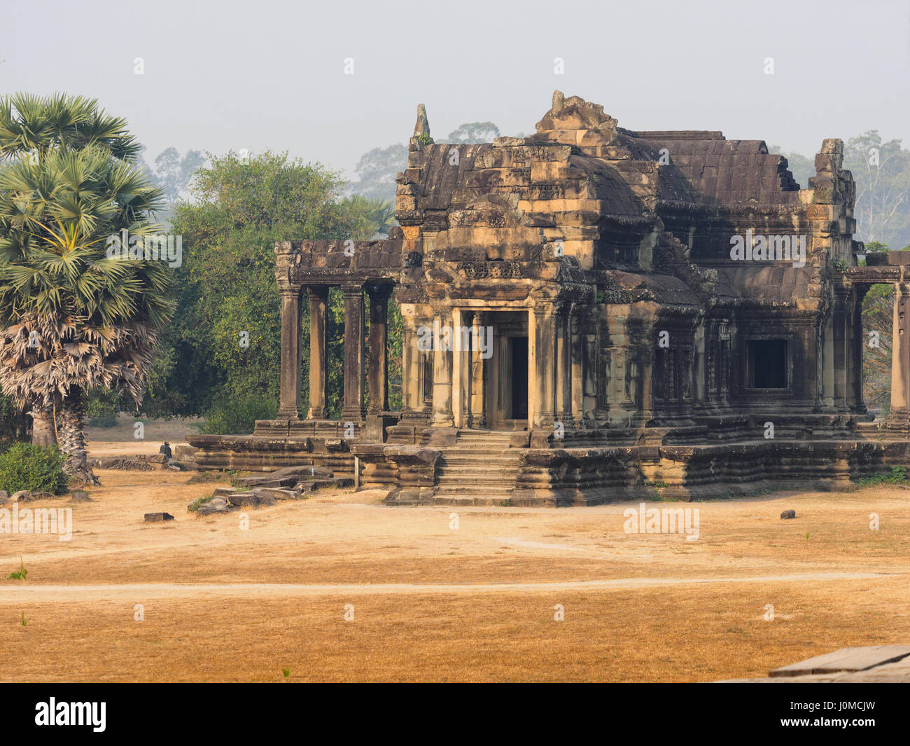 Angkor Wat, Cambodia - Stock Image