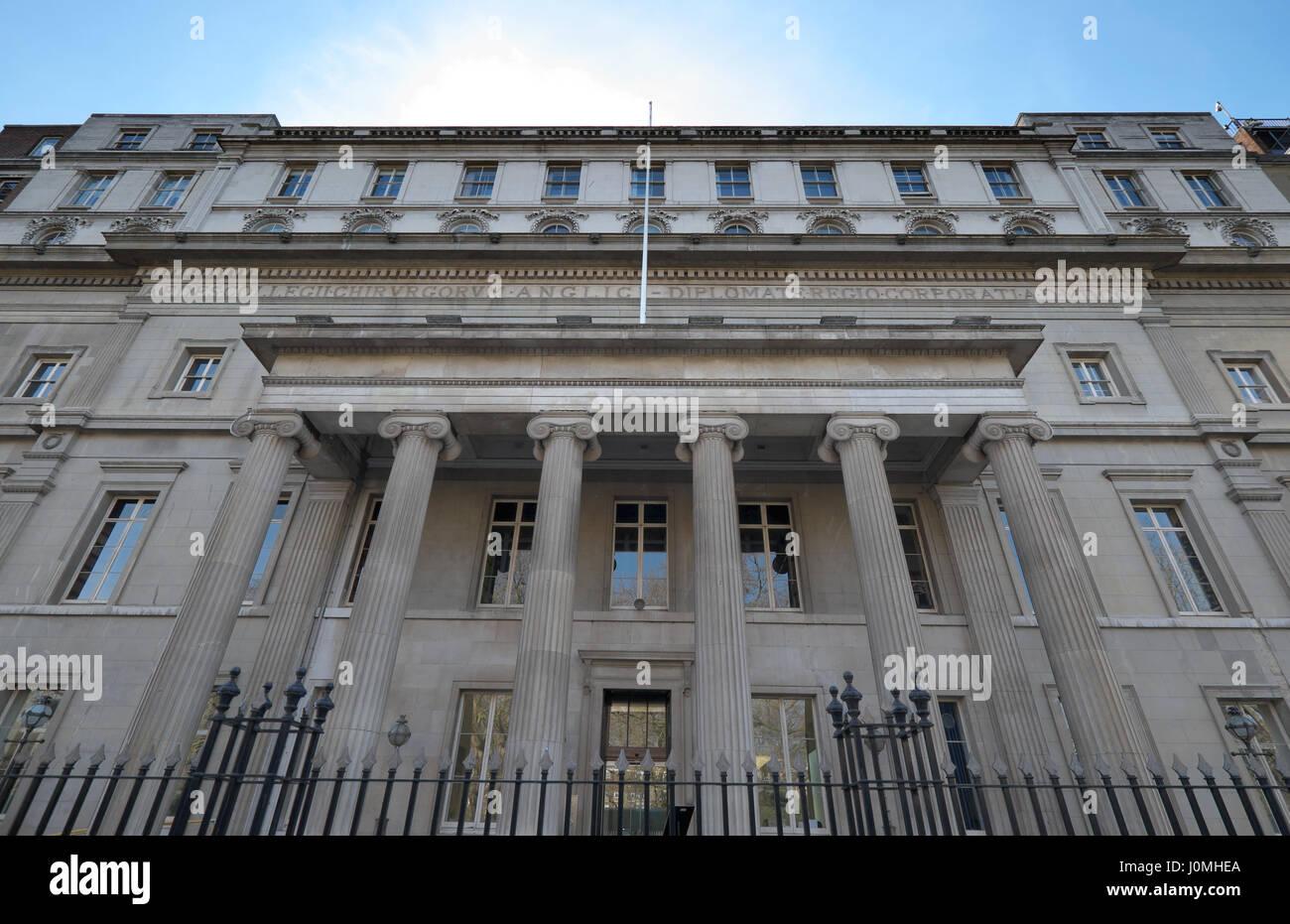 royal college of surgeons london - Stock Image