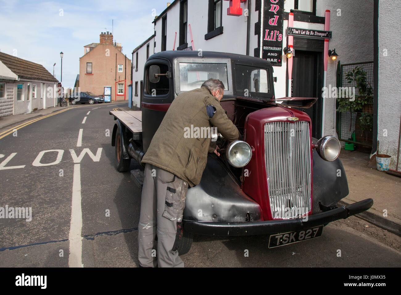 6f44fc68a474b5 Morris Commercial Van Stock Photos   Morris Commercial Van Stock ...