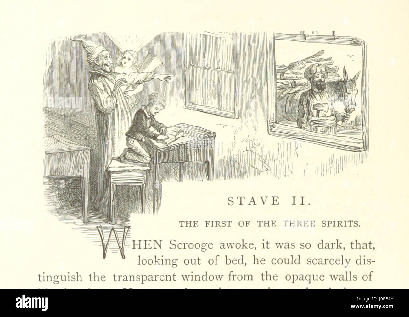 Christmas Carol Scrooge Drawing.A Christmas Carol With Illustrations From Drawings By S