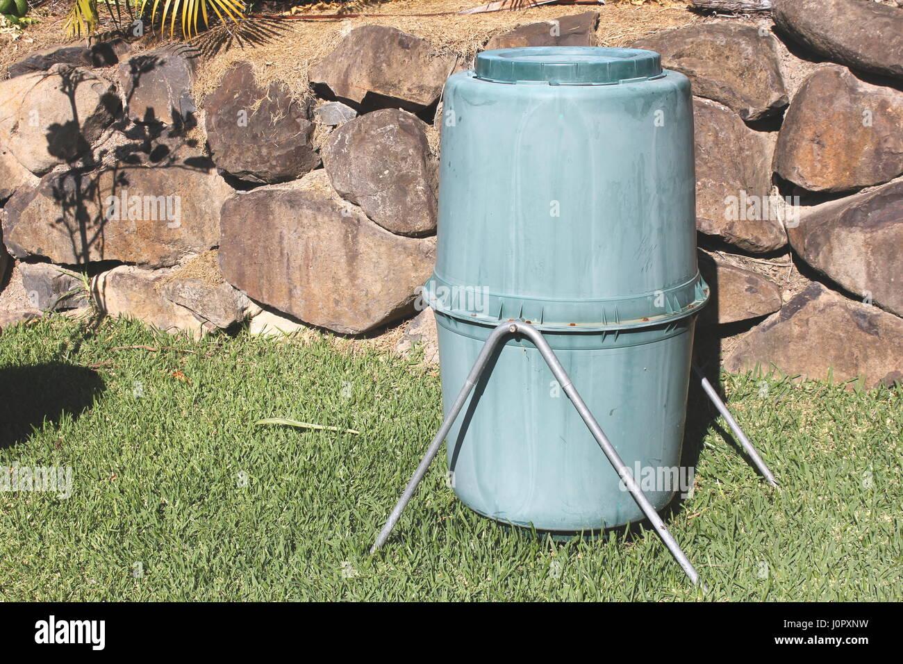 Home Compost Heap Composting Stock Photos & Home Compost Heap ...