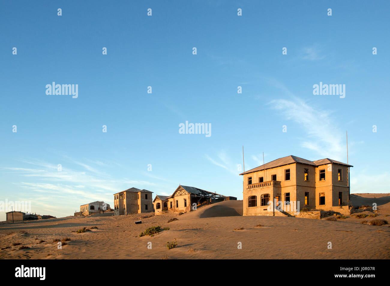 Kolmanskop, Namibia - Stock Image