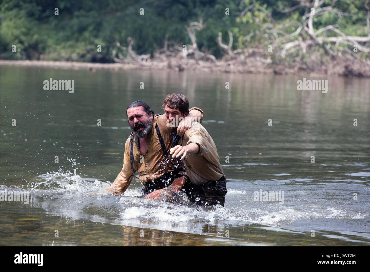 The Lost City of Z is an upcoming American action adventure biographical film, written and directed by James Gray, - Stock Image