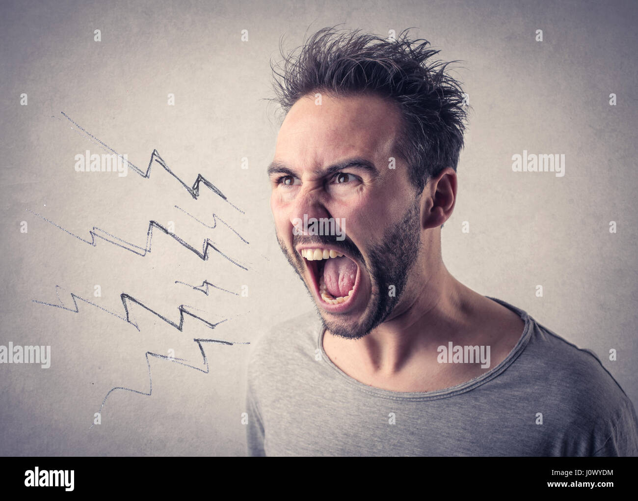 yelling concept stock photos yelling concept stock images alamy