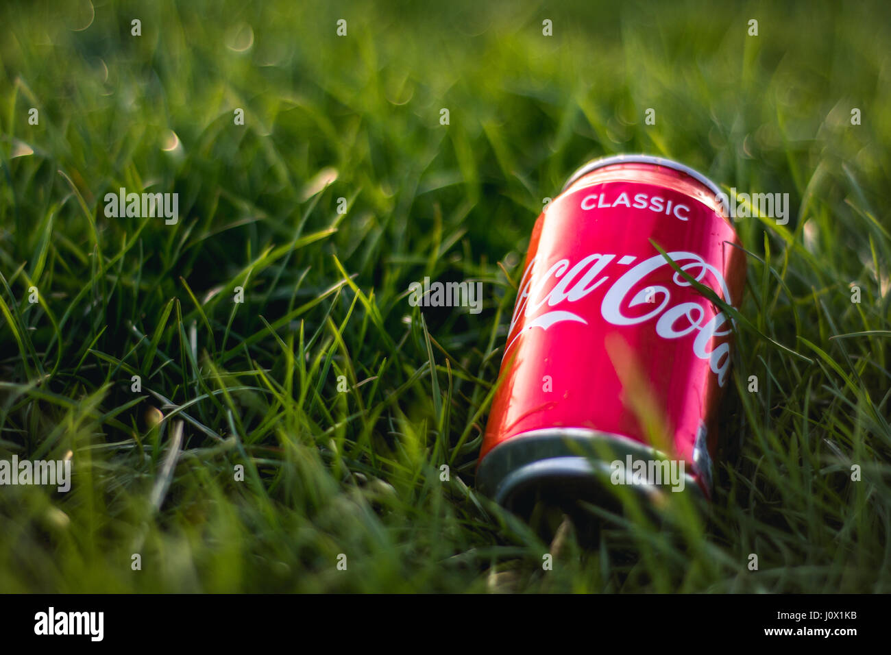 ae56b938 Coca Cola Litter Stock Photos & Coca Cola Litter Stock Images - Alamy