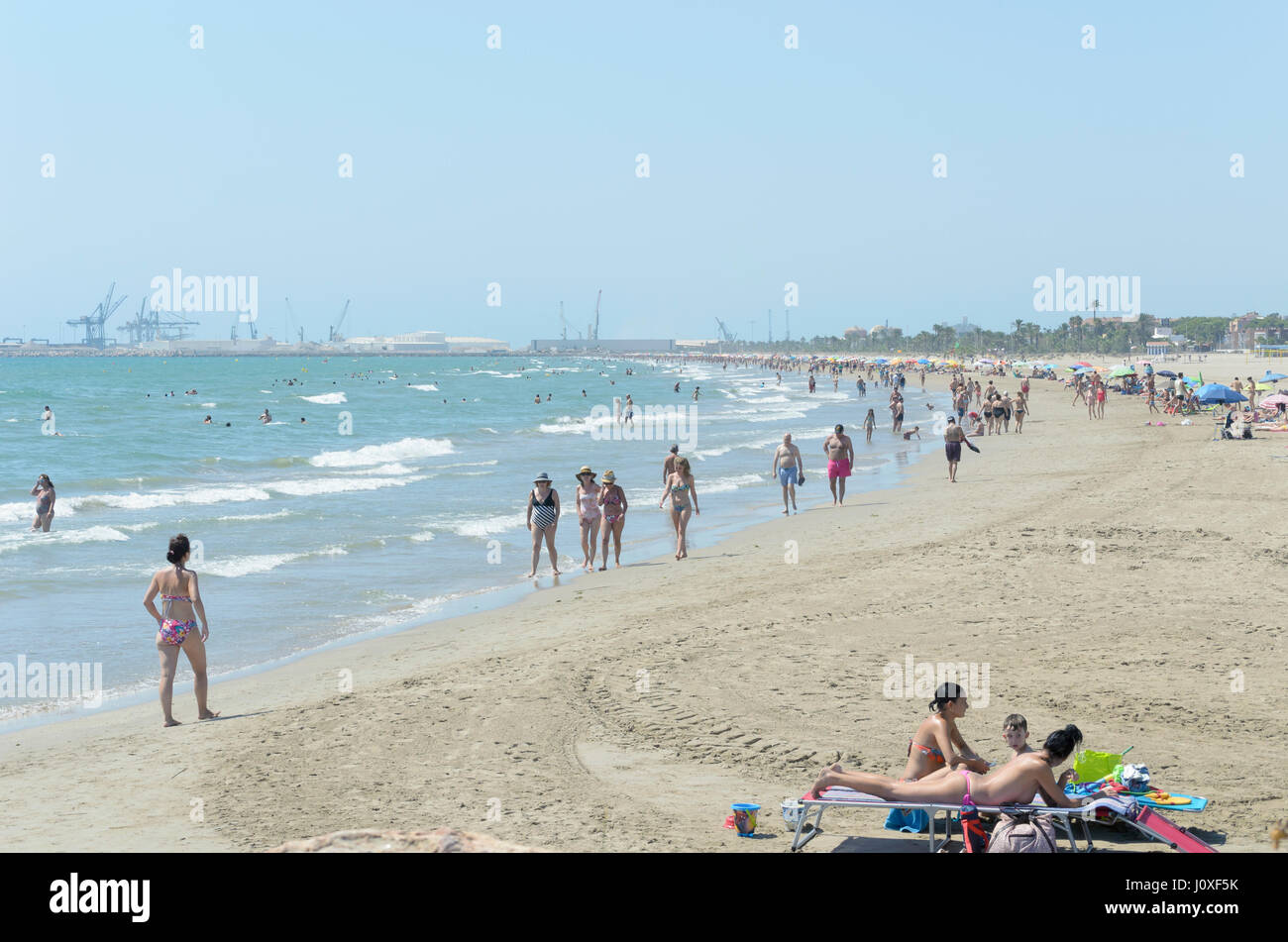 Castellon De La Plana High Resolution Stock Photography And Images Alamy