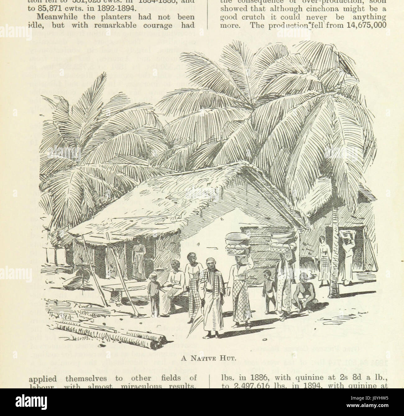 Letters from India and Ceylon, including the Manchester of India, the Indian Dundee, and Calcutta jute mills ... - Stock Image