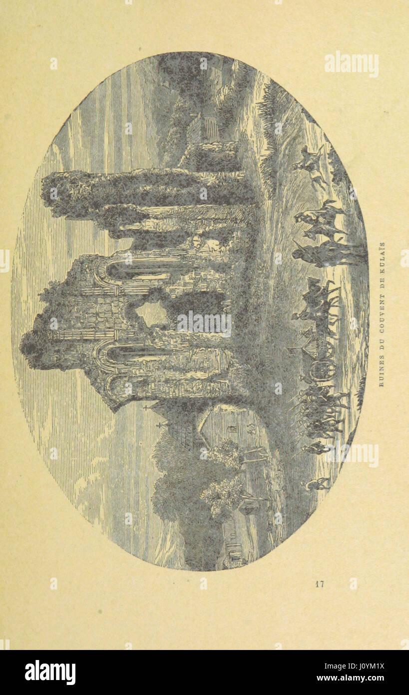 Image taken from page 143 of 'Promenades en Russie ... Quatrième édition' - Stock Image