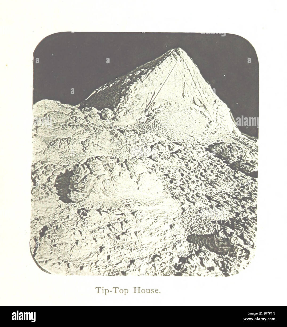 The Geology of New Hampshire. A report comprising the results of explorations ordered by the Legislature, [by] C. Stock Photo