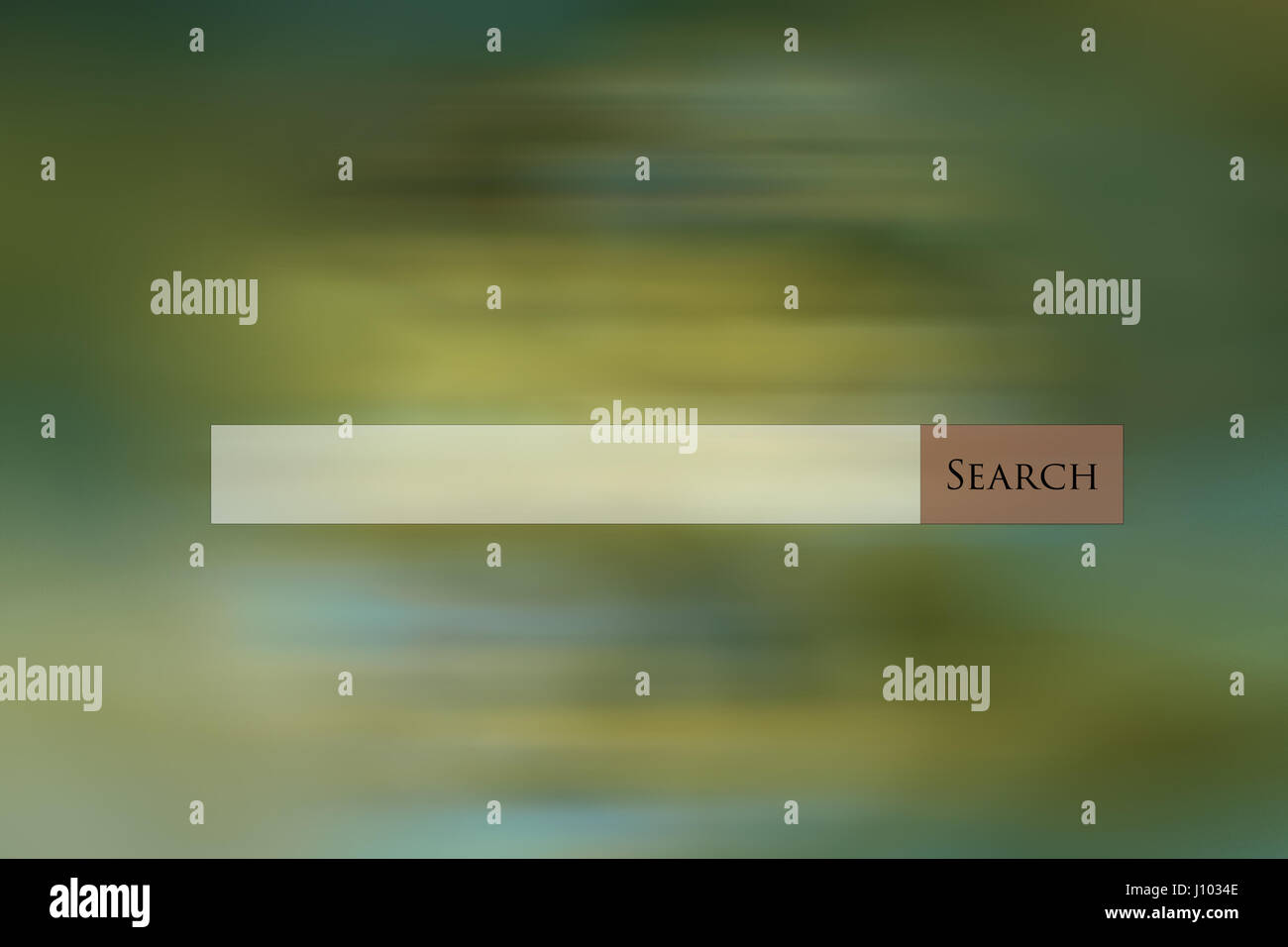 Search bar web on multi colored abstract background  - Stock Image