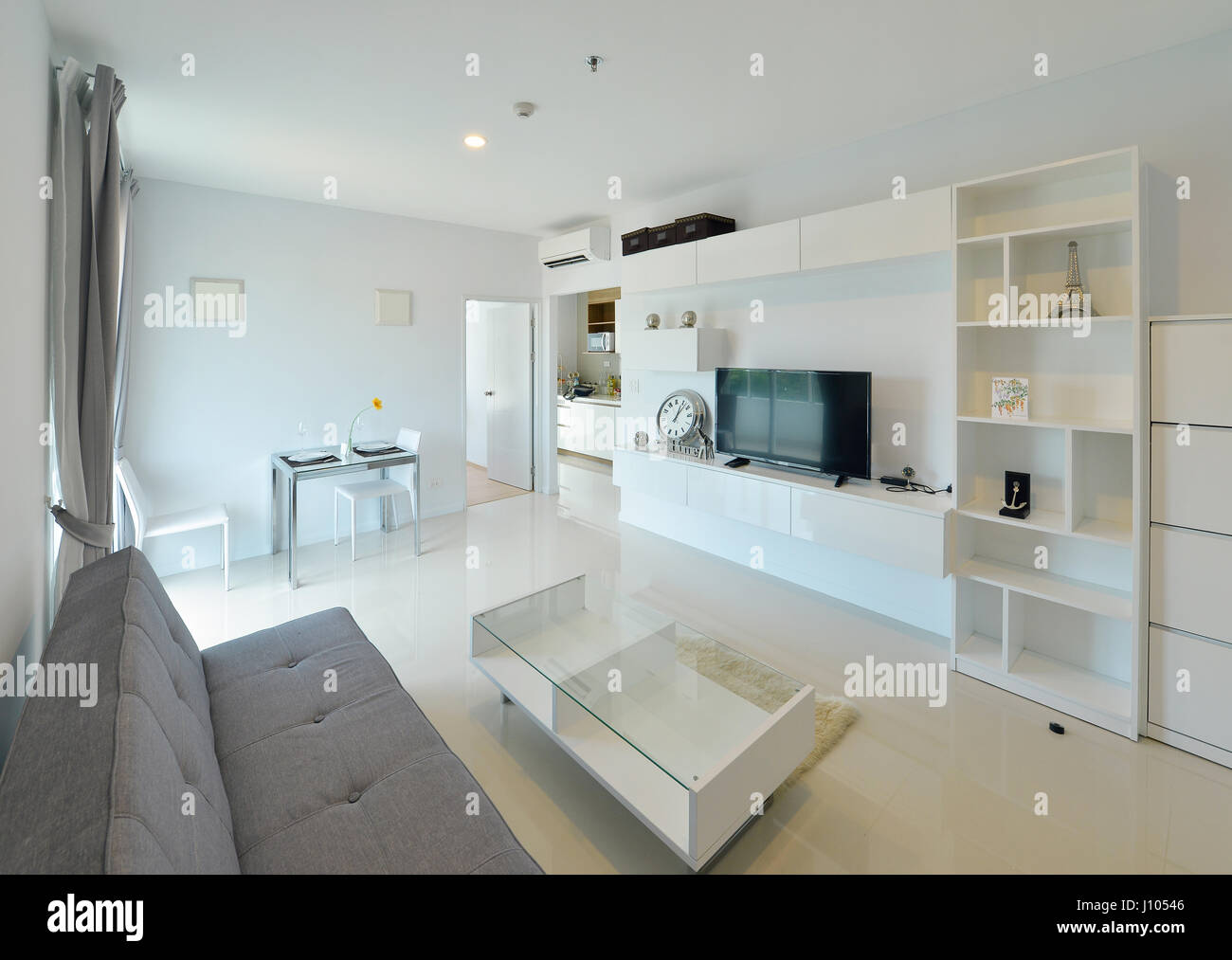 White Luxury Modern Living Interior And Decoration Interior Design Stock Photo Alamy,High End Designer Bags