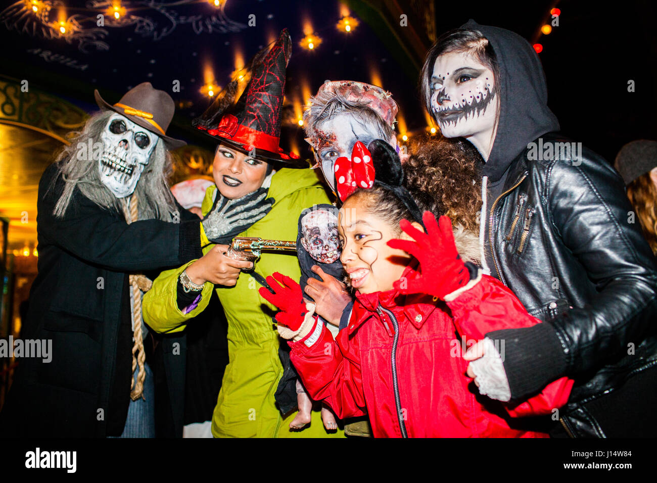 Halloween City Dalton Ga