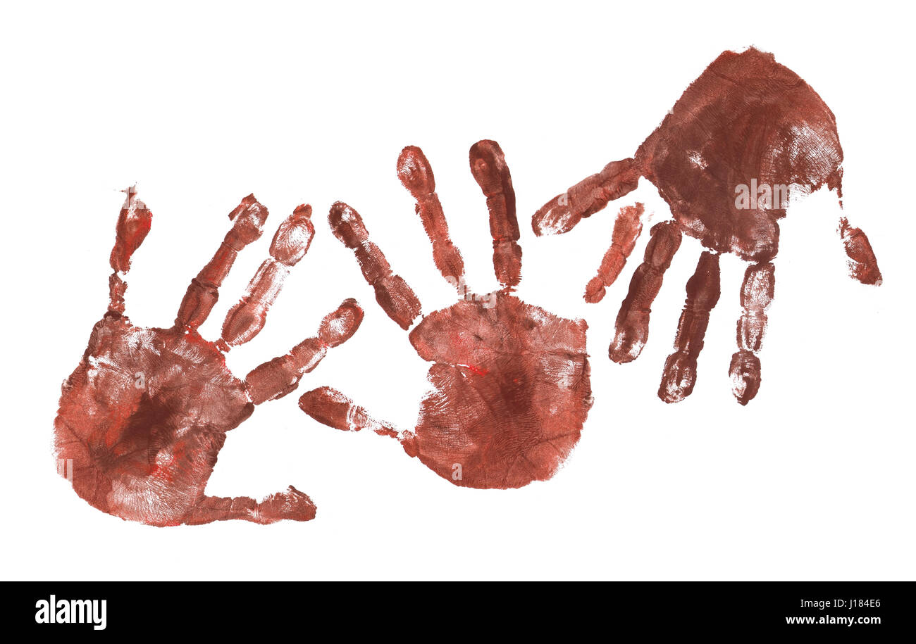 Spooky hands stock photos images alamy
