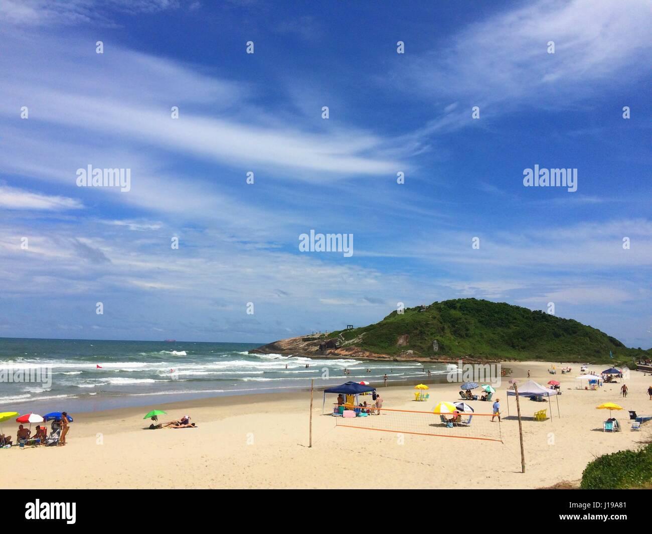 Prainha, SFS, Brasil. - Stock Image
