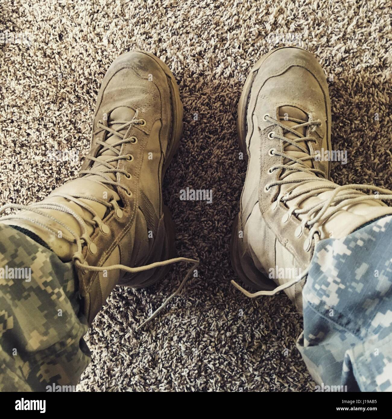One Going To Army Stock Photos Images Alamy Standard Military Wire Harness Lacing The Feeling I Got My Boots Up Last Time Was Very Bitter Sweet