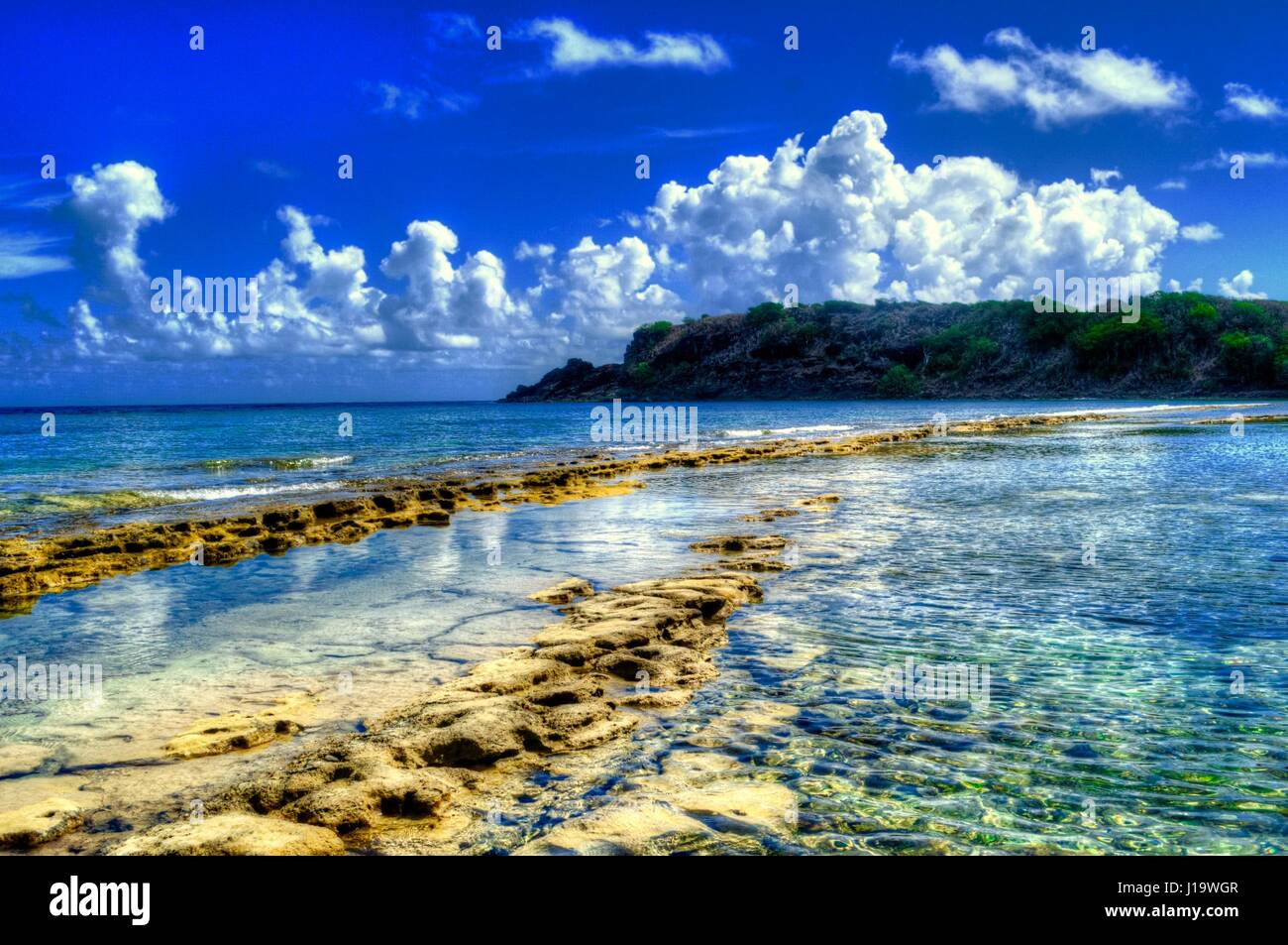 Playa Escondida Stock Photo Alamy