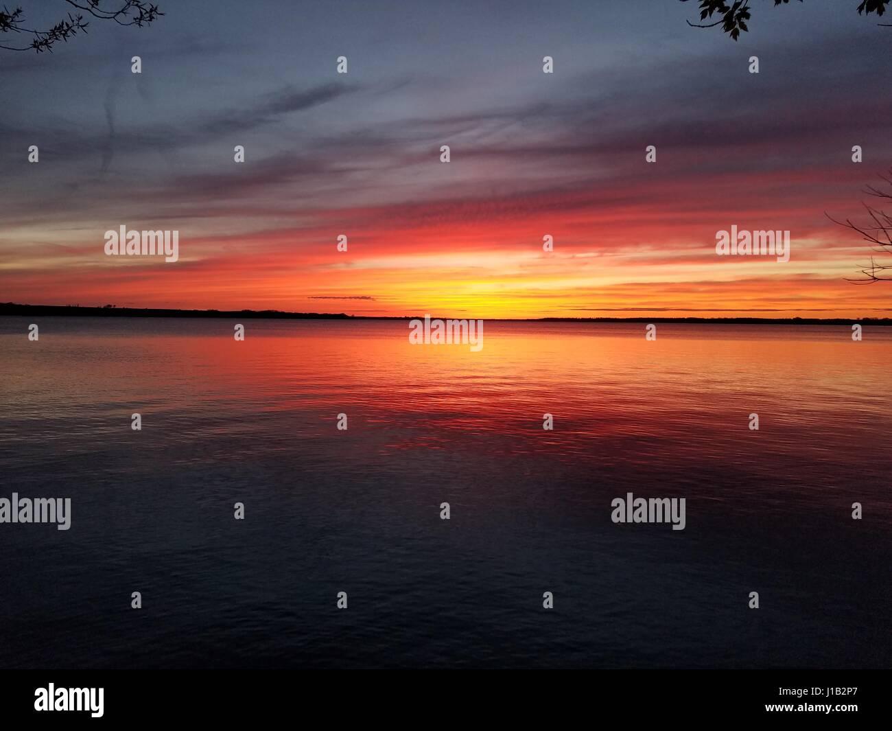 Glorious Glow - Stock Image