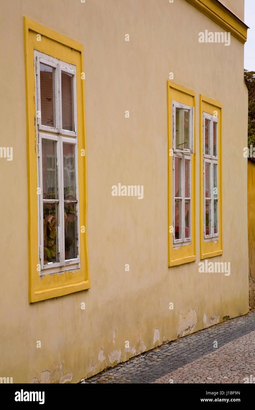Stucco Trim Stock Photos & Stucco Trim Stock Images - Alamy