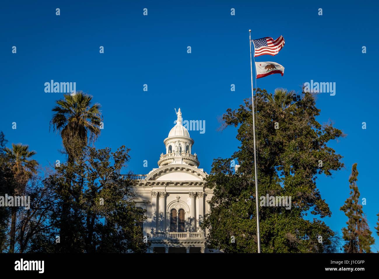 Merced County, California