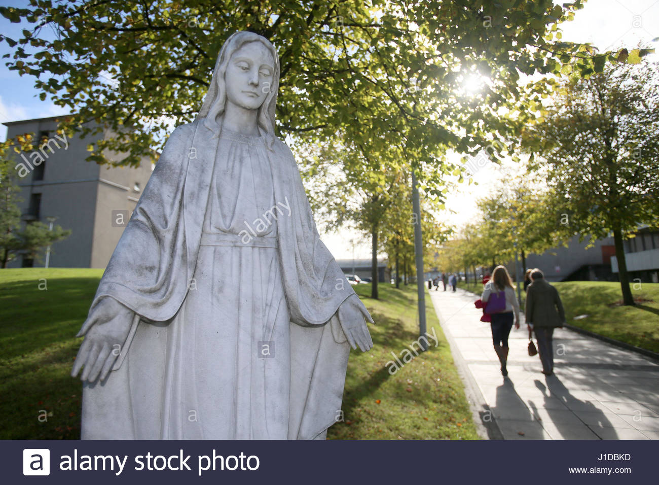 File photo dated 17/10/2013 of St Vincents University Hospital in South Dublin, as one of the country's most - Stock Image