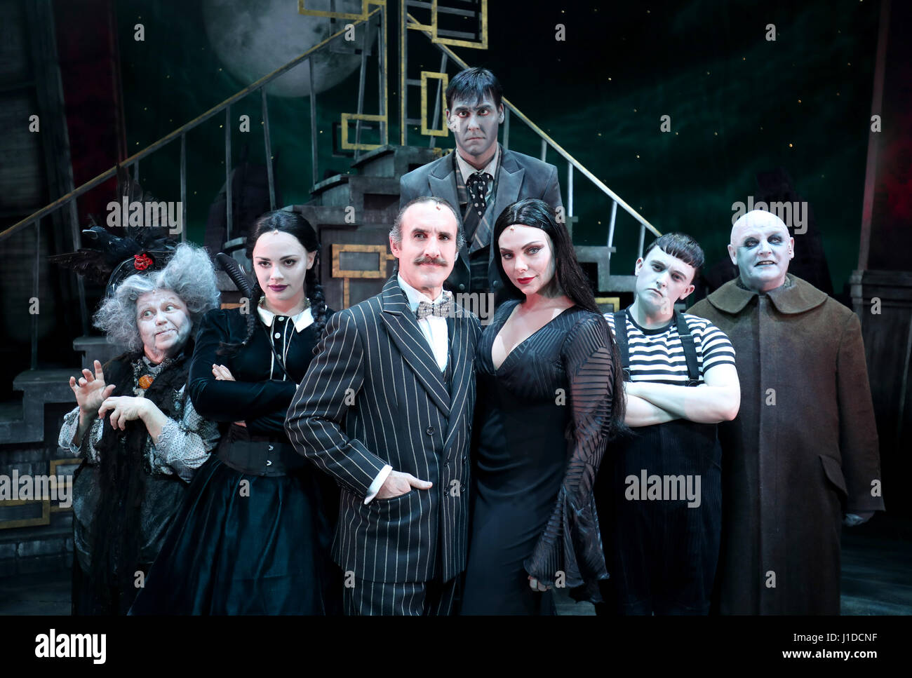 Lurch Addams Family High Resolution Stock Photography And Images Alamy