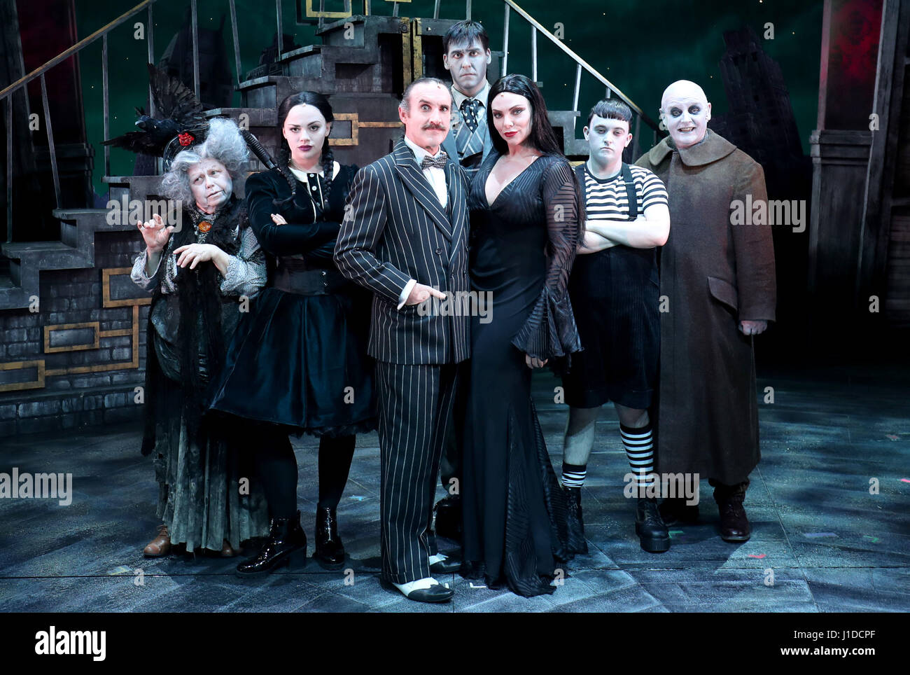 Gomez Addams High Resolution Stock Photography And Images Alamy